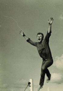 Serge Ermoll Jr: The Patris ship to UK 1964