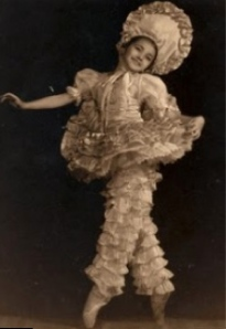 Asja Mercoolova: Russian Ballerina: Shanghai c.1930