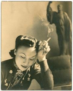 Amy Wang: Shanghai c.1930: Copyright Natalie Zee Drieu