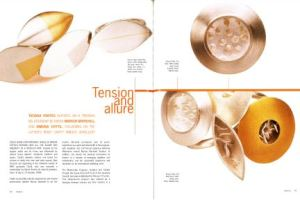 Tatiana Pentes, s Tension and Allure, Program: Mentorship Object Studios, OBJECT Magazine, Issue 4, 1999